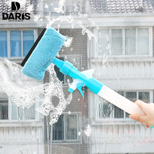 SDARISB Creative Designer Plastic Cleaner Glass Absorbent Cleaning Brush Clean Artifacts Car Glass Cleaner Brush Microfiber