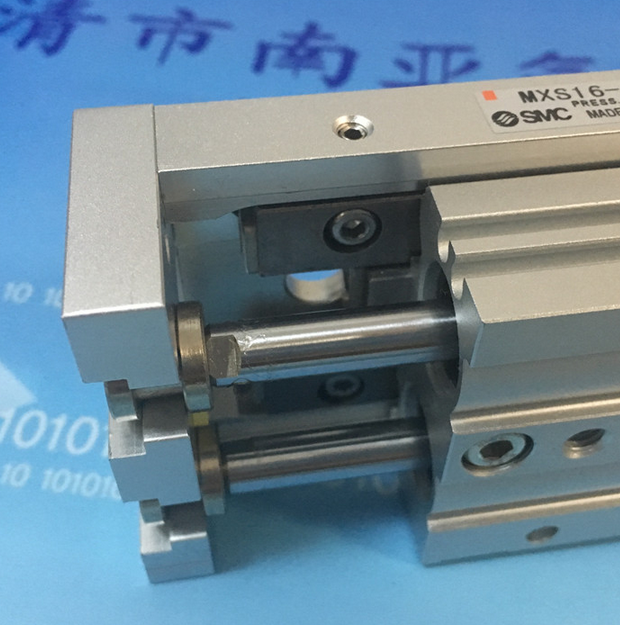 MXS16-10AT   SMC Sliding cylinder air cylinder pneumatic component air tools MXS series<br><br>Aliexpress