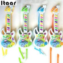 Musical Electronic Guitar Toy Educational Toys Early Toddler For Baby Music