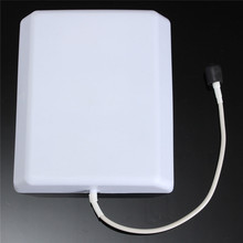 800-2500MHz CDMA GSM 2.4G 3G Enhanced High Gain Panel Antenna Panel Mobile Cell Phone Signal Repeater Booster Indoor Antennas(China)