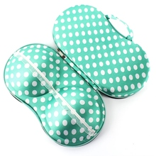 Portable Bra Storage Boxes Various Lovely Print Lady Underwear Protect Case Bras Lingerie Travel Bags(China)