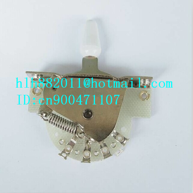 free shipping new electric guitar accessories electric guitar five gears switch made in Korea SW-8131<br>