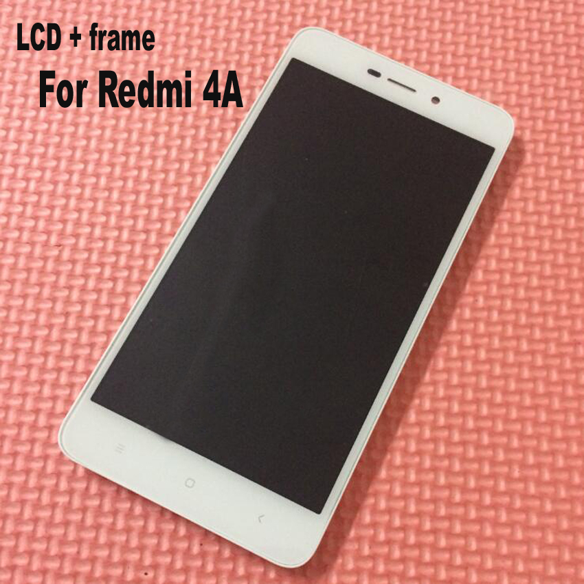 LTPro 5.0″ TOP Quality Full LCD Display Touch Screen Digitizer Assembly with frame For Xiaomi Redmi 4A / Hongmi 4a Parts