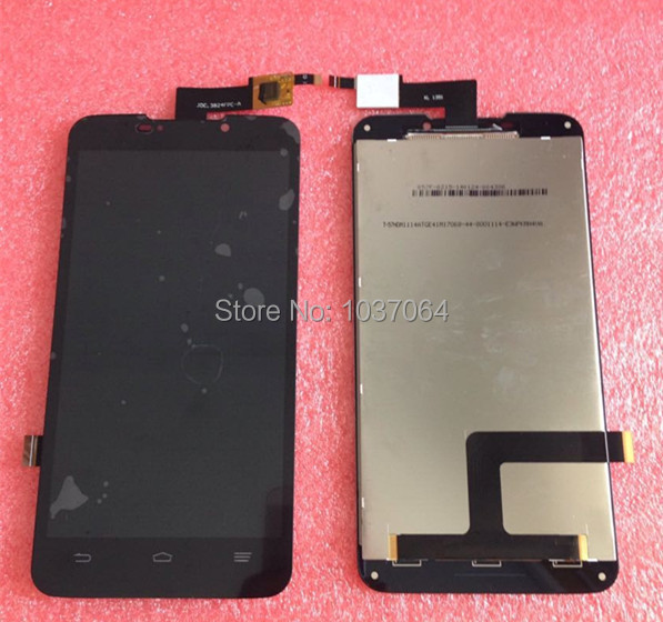 LCD screen display +Touch digitizer For ZTE Grand memo 57 N5 U5 5S N5S  N9520 V9815 free shipping<br><br>Aliexpress