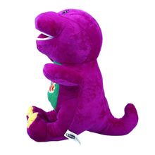 2016 Hot Sale  Singing Friends Dinosaur Barney I LOVE YOU Plush Doll Baby Born Toy For Children Gift