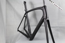 TOP NEW T1000 UD full carbon road frame bike racing bicycle frameset,carbon road bicycle frame size 54cm available