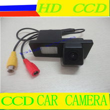 CCD Sensor Car Rear View Reverse Camera for Ssangyong Rexton / Ssang yong Kyron NTSC / PAL