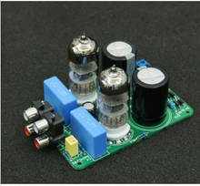 New 6N3 Vacuum Tube PreAmplifier SRPP Board Diy Kits Fit for 5670