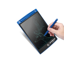 8.5/10 Inch LCD Writing Tablet Digital Handwriting Pads Kids Writing Board Electronic Paperless LCD Handwriting Pad Writing Toys(China)
