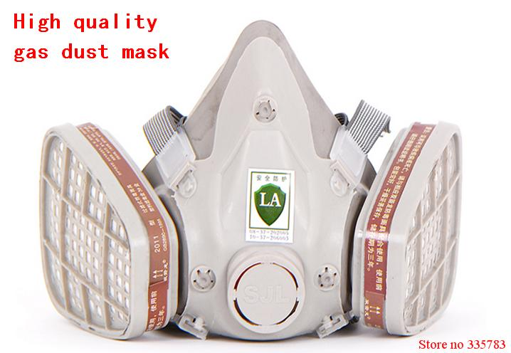 High quality dust &amp; antivirus respirator mask general carbon filter mask pesticides paint welding spray anti pollution face mask<br><br>Aliexpress
