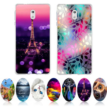 Case For Nokia 3 Back Cover 3D Shell Fundas Coque For Nokia3 Case Soft TPU Silicone Bags For Nokia 3 5.0'' Cute Phone Cases Capa