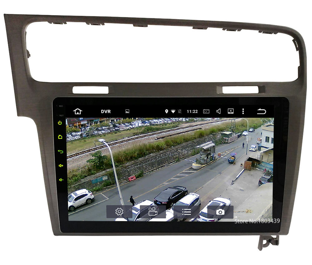 2GB RAM 32GB ROM 10.1″ Android 6.0 Octa Core PX5 DAB Car DVD Player Radio GPS For Volkswagen Golf 7 MK7 VII 2012 2013 2014 2015