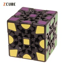 ZCUBE Brand New Gear Cube Magic Cube Puzzle Cubes Educational Toy Special Toys
