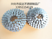 Stainless Steel Roofing Coil Nails/32mm*3.05mm(China)