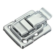 Stainless Steel Chrome Toggle Latch For Chest Box Case Suitcase Tool Clasp 43mm H144 Easy To Install