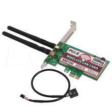 150M Wireless Bluetooth 4.0 PCI PCI-E Express Card WIFI Network LAN Ethernet NIC C26(China)