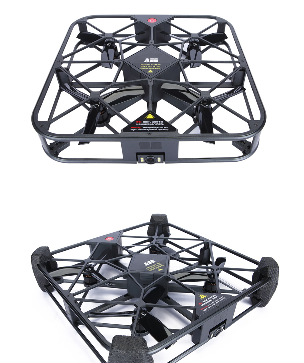 Mini Drone 2017 Newest AEE Sparrorw360 with 1080P HD Camera selfie drone RC helicopter Hover Camera with extra battery Aircraft