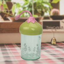 Small Water Bottle 200ml,Portable Leakproof Cycling Water jar Impregnable Cute styling Plastic Kettle First-class Quality(China)