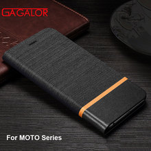 GAGALOR Hot selling Case For Motorola Moto X Play X 2017 Flip Leather Case Cover For Motorola Moto Z Play forco G3 G4 G5 G6 Plus