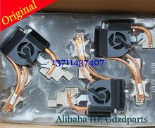 32UT7TATP60 New original For Compaq HP ELITEBOOK HDX18 INTEL CPU Cooling FAN With Heatsink