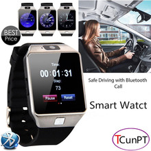 2016 New Fashion Smart Watch Camera Bluetooth WristWatch SIM Card Smartwatch Ios Android Phones Support Multi languages - tongcun Parity trade store