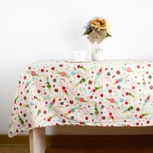 2017 New Arrival Tablecloth for Dinner Sign Style High Quality Linen Cloth Bohemia Style Decorative Country Style Table Cloth