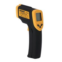 Digital Infrared Thermometer Laser Gun Quality hygrometer Temperature gauge Instruments Diagnostic -tool range -50 ~ 380 Degrees(China)