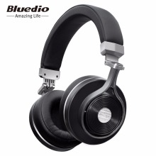 Buy Bluedio T3 bluetooth headphones BT4.1 stereo rich bass Bluetooth headset wireless headphones phones music earphones for $32.99 in AliExpress store