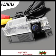 Free shipping wired wireless Car rear view Camera For Cadillac CTS 2008 2009 HD CCD Night vision Night vision Reversing assist(China)