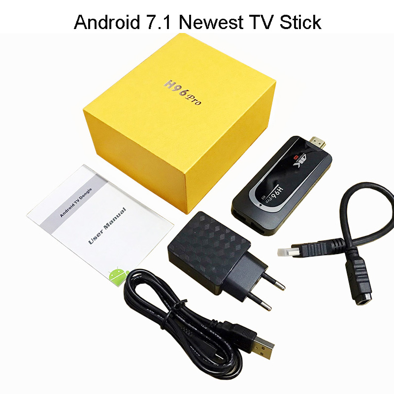 H96 PRO Android new TV STICK