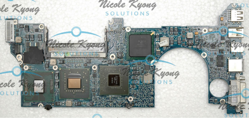 "100% working     2.4GHz T7700 820-2101-A 661-4956 MA896LL/A for Macbook 15"" A1226 system board Logic Board motherboard"