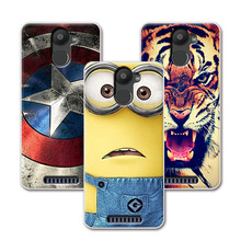 2016 New Fashion Grid Case For BQ Aquaris U plus Case Cover Soft Silicone Cover For BQ Aquaris U plus 5.0'' + Gift