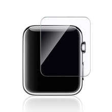 0.3mm Ultra Thin 9H Hardness Premium Tempered Glass Screen Protector for Smart Apple Watch 38mm Series 2 and 1 Screen Protector