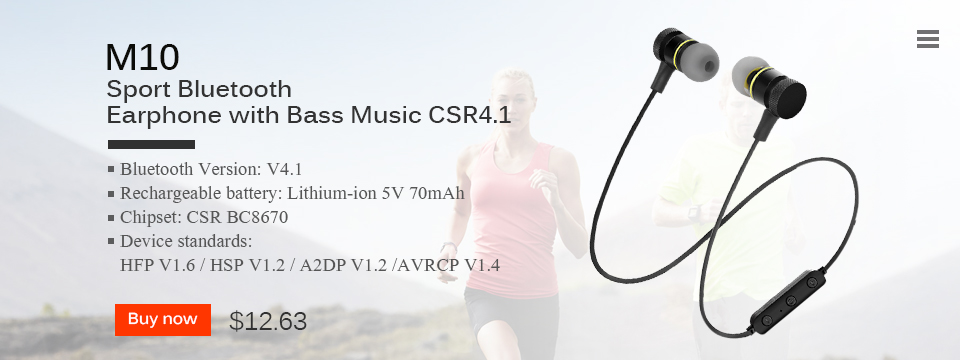 M10- earphone960
