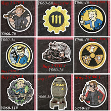 Y060# Fallout Hot Sale PVC Big Sticker Home Decor Fridge Styling Wall Travel Suitcase Graffiti Styling Stickers