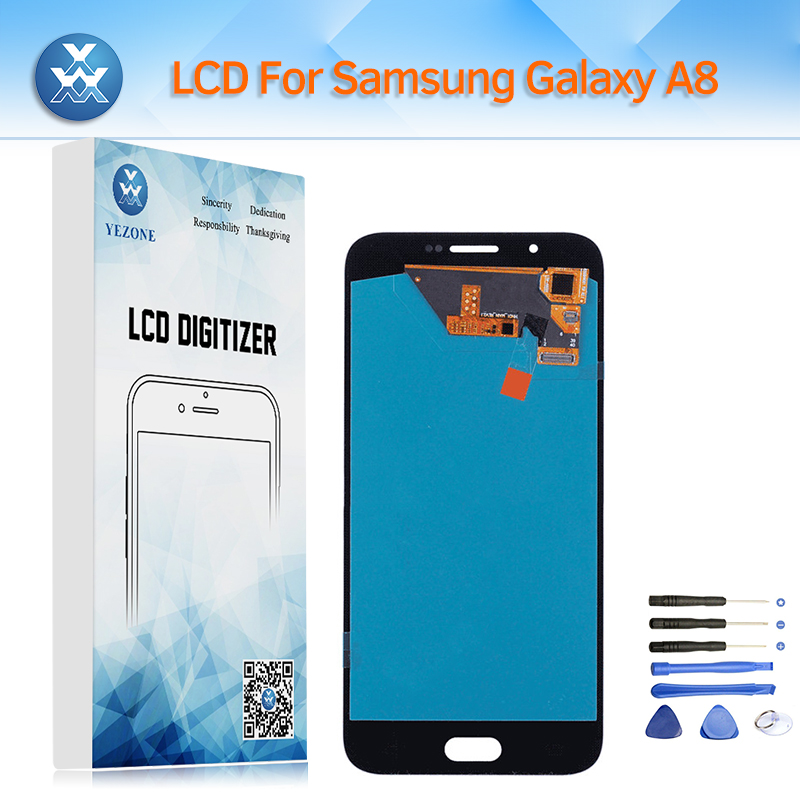 Samsung Galaxy A8 2015 LCD Display Touch Screen