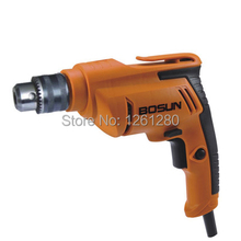 TNT express 220v Genuine Reversible speed hand drill electric screwdriver electric machine electric screw Power Tool Screwdriver