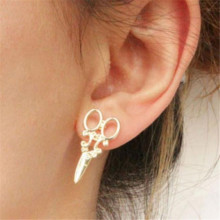Best Price Fashion Unique Punk Women Girls Ear Stud Earring Jewelry