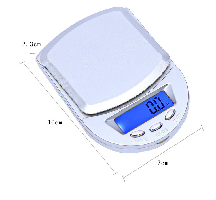 200g Accurate Digital Scales for Gold Jewelry 0.01 Weight Electronic Scale