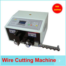 Free ship Computer Automatic Wire Stripping Machine, Wire Cutting Machine, Wire Cutting & Stripping Machine SWT508-C LCD Display