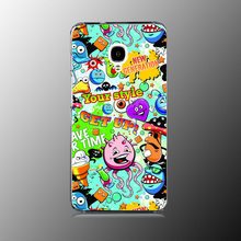 UV Printed Plastic Hard Colorful Phone Cover Case For Alcatel One Touch Pop Up OT6044 6044 6044D