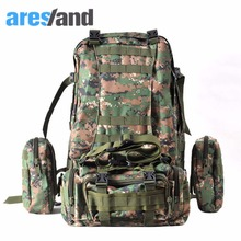 Aresland Waterpoorf Large Molle Assault Backpack Military Rucksack Mountaineering Bag
