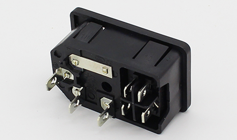 Computer case machinery equipment of switch power supply socket and switch control quality goods