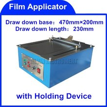 Free Shipping Film Applicator (Coater) with Holding Device coaters application applicators(China)