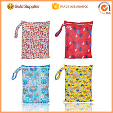 100Pieces/lot Wholesale Price Hot Sale Babyland Cloth Diaper Wet Bags
