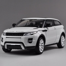 Range Rover Aurora 1:24 Diecast Model Cars Collection Toy Gift(China)