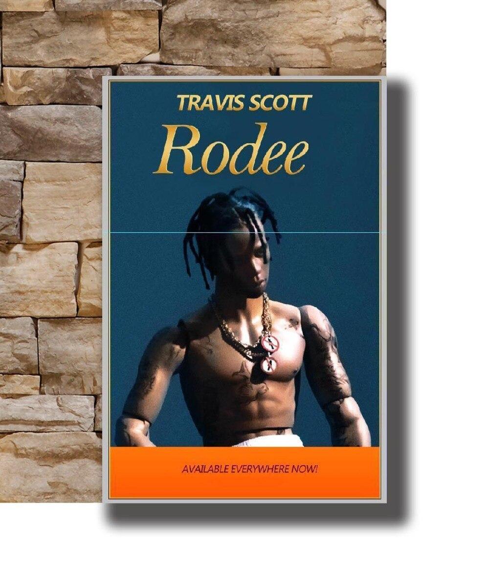 N1046 Travis Scott 3500 Rap Hip Hop Music Album Cover 36 27X40inch Wall Poster