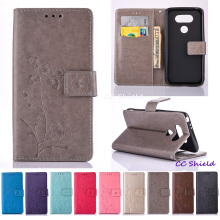 Flip Case for LG G5 G 5 5G SE G5SE Lte H 845 860n 845n 848 H845 H860n H845n H848 Wallet card slot bracket mobile phone holster