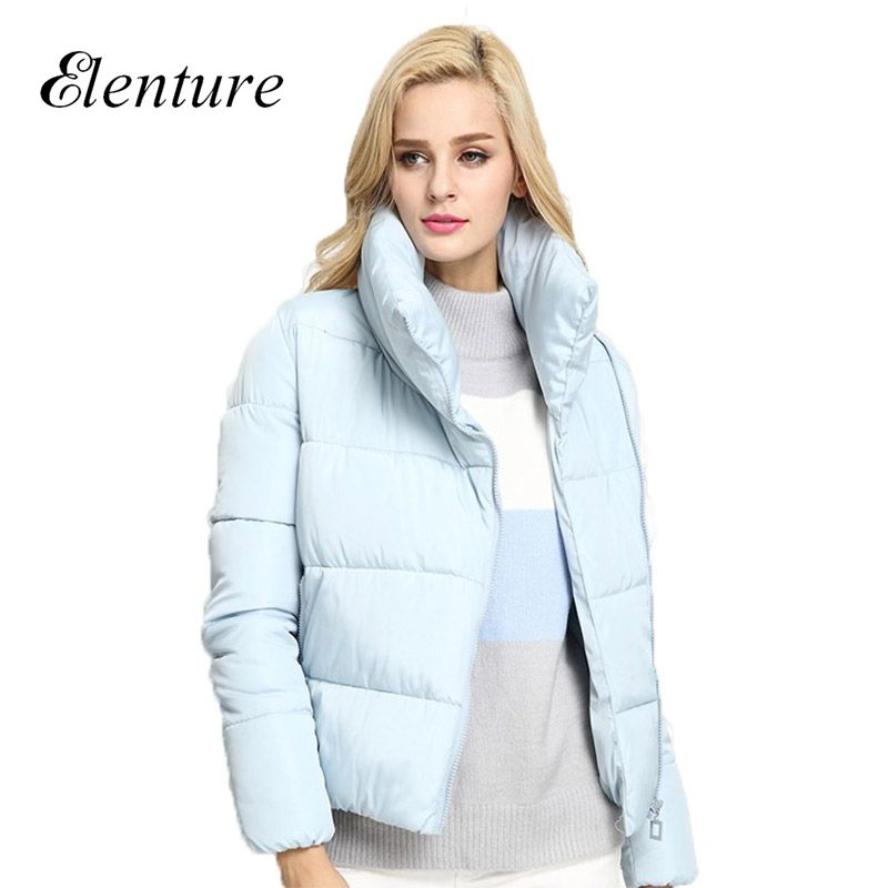 New Korean Brand Winter Jackets And Coats Woman Fashion Style Laddies Winter Jackets Paraks Manteau De Femme HiverОдежда и ак�е��уары<br><br><br>Aliexpress
