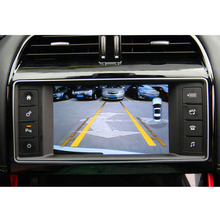 Latest Car Video Interface For 2016 Land Rover Discovery Sports Jaguar Original Apix2 System For Back Up Camera
